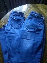 Hollister n rampage size 3 pants  both for $15 Church Hill, 37642