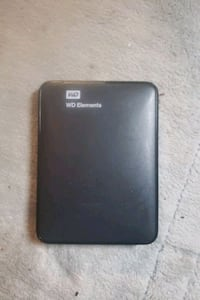 WD Elements Portable HardDrive