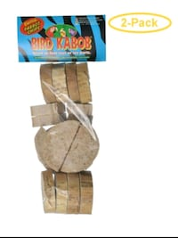 YUCCA PARROT CHIPS 2 X PACKS