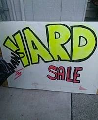 yard sale Salt Lake City