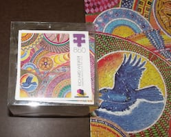 Brainwright Jigsaw Puzzle Richard Welker Healing Images of the Soul