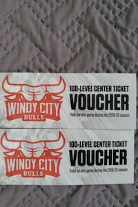 Windy city bulls tickets Morton Grove, 60053