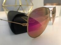 Authentic RAY BAN aviator sunglasses Ancaster, L9G 3T8