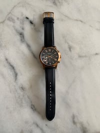 Fossil Watch. Rose Gold with Blue band Mississauga, L5E 1T7