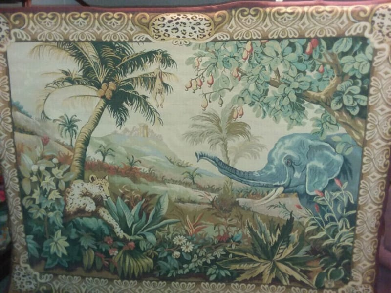 REPRODUCTION FRENCH TAPESTRY  49ac4626-6439-4cc3-99f8-8a7a5c057509