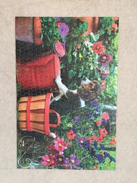 Finished puzzle  Calgary, T2Z 3Z6
