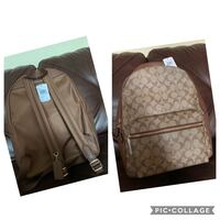 Brand new Coach leather bag pack Germantown, 20876