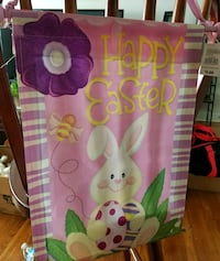 HAPPY EASTER BANNER 37076, 37076