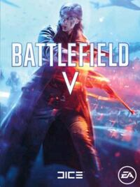 Battlefield 5 PC Game Direct Download Key Vaughan