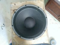 18 inch stage subwoofer with box