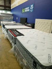 $40 DOWN *NO CREDIT NEEDED New Mattress Sets