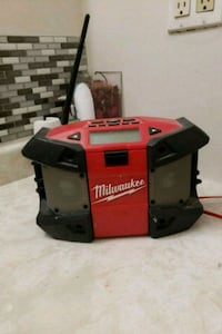 red and black Milwaukee power tool New Tecumseth, L0G 1W0