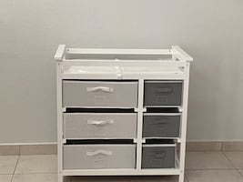 Badger changing table