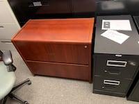 Wooden Filing Cabinet, Excellent Condition! Mississauga