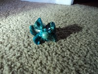 Handmade Blue Flower Ring (Size 8) Tampa, 33624
