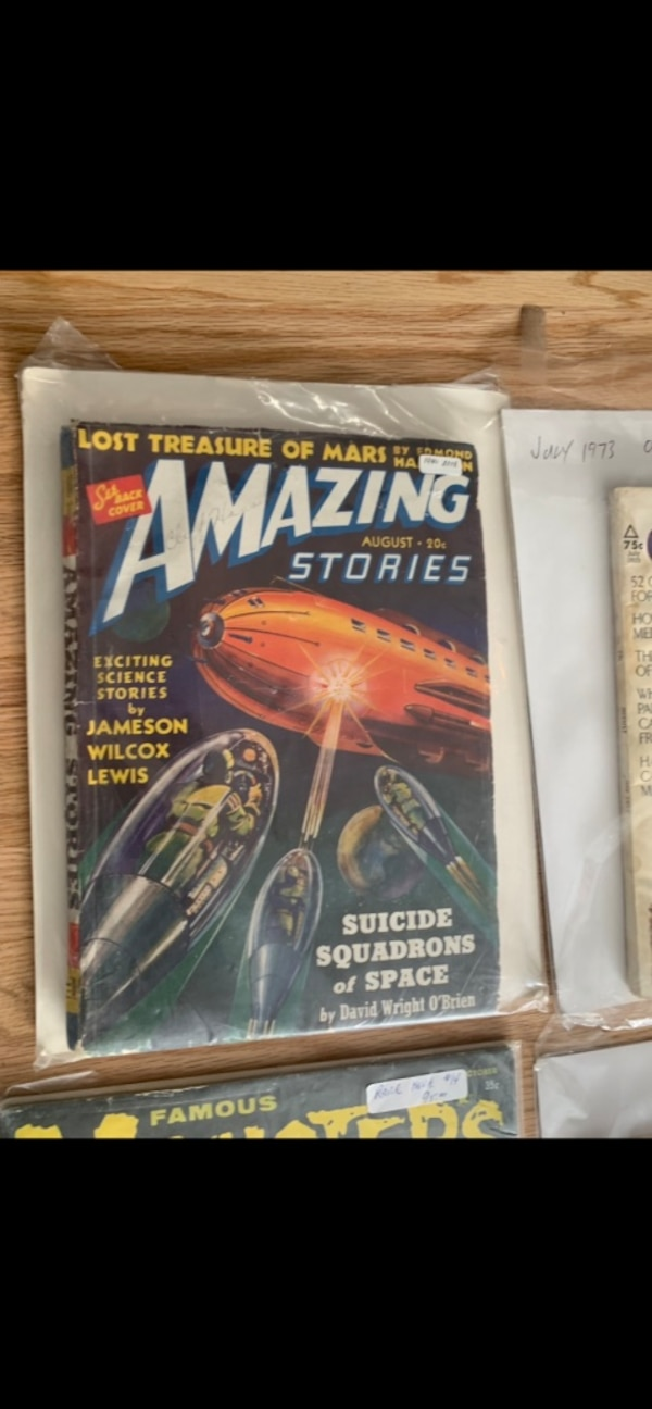 Lots of vintage comics 4