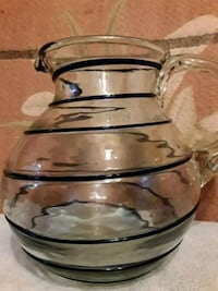 clear glass bowl with lid Dearborn Heights