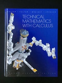 Technical mathematics with calculus  Toronto