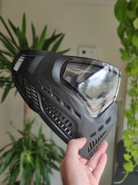 Virtue Vio Ascend Paintball Mask w/ extra lens Quincy