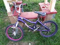 Purple and white BMX bike Leesburg, 20176