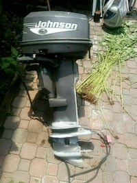 25 hp Johnson outboard. Parts? Alexandria, 22307