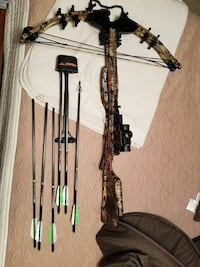 Brand new ten point crossbow