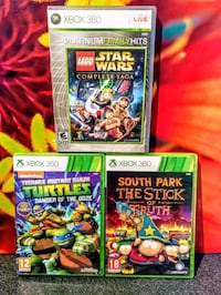 South park/lego star wars & turtles  Rhondda Cynon Taff, CF44 7LW
