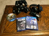 Playstation 4 500GB with 2 controllers  Whitby