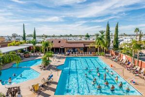 Mesa Regal RV Park Rental + Arizona Room