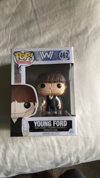 Pop ! Westworld young ford vinyl figure Gainesville, 32608