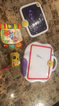 Assorted infant toddler toys Crayola, VTEC, fisher price toys Richmond Hill, L4E 0K8