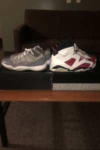 Carmine 6 and Cool grey 11 Bundle  College Park, 20740
