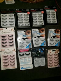 Lashes and makeup Lubbock, 79407
