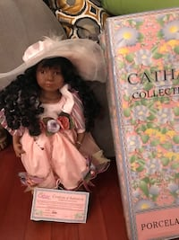 Cathay Doll Collection. Baltimore, 21214