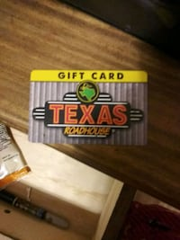 $60 gift card. Can call to verify before buying Opelousas, 70570