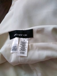 Ivory casual pants