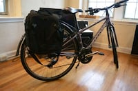 Cannondale Quick five 24 speed rack and pannier. Washington, 20010