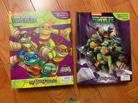 TMNT -My Busy Books games. Mississauga, L5N 4K5