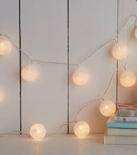 Globe String Lights 536 km