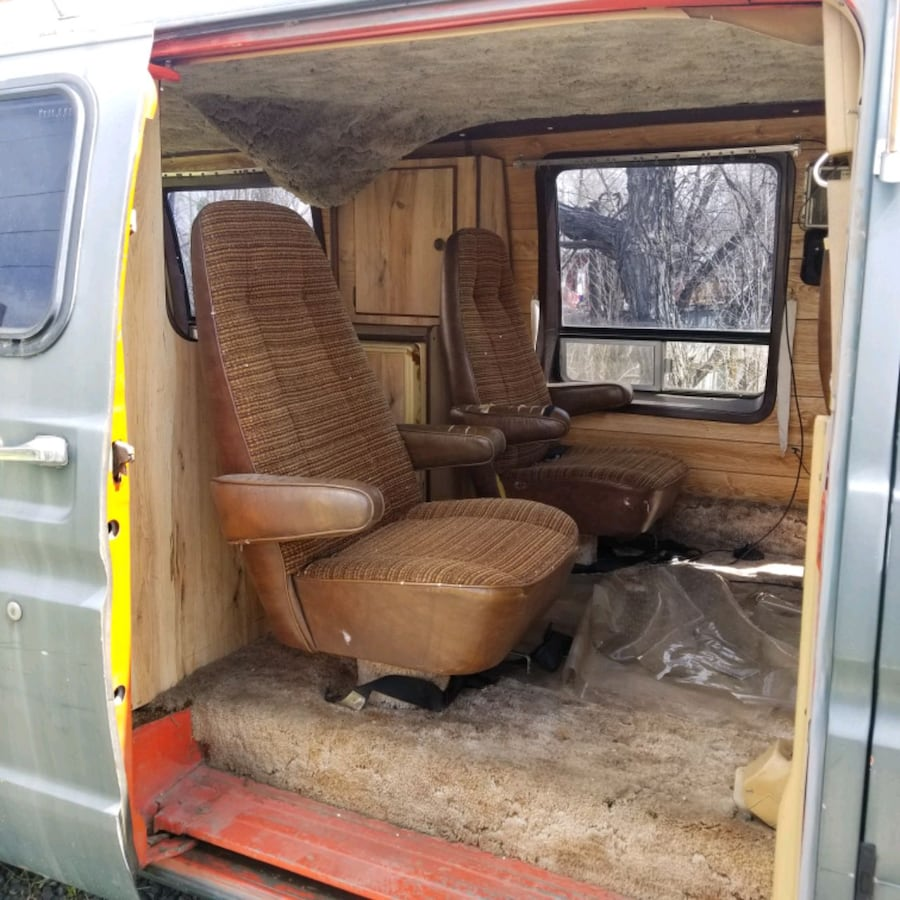 1978 FORD VAN (Need Gone Asap) 249d355c-5841-4e75-a4c9-a5bf7873dd00