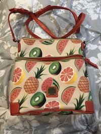 Dooney and Bourke and Fossil purse/wallet