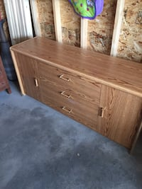 Dresser with mirror and nightstand  Calgary, T2Y 3L3