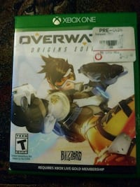 Overwatch Xbox one with Codes Tampa, 33619