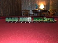 Bachmann trains Emily and Coaches HO SCALE