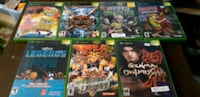 Xbox games 25$ each  Waterloo, N2J 2A2
