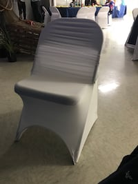 Party chair covers for rent (Up to 120 White) Weston, 33326