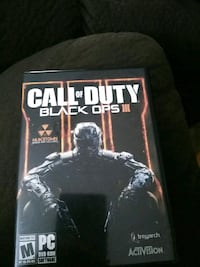Call of duty black ops three PC game  Visalia, 93291