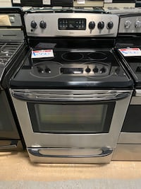 Kenmore glass top electric stove