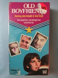Old Boyfriends vhs