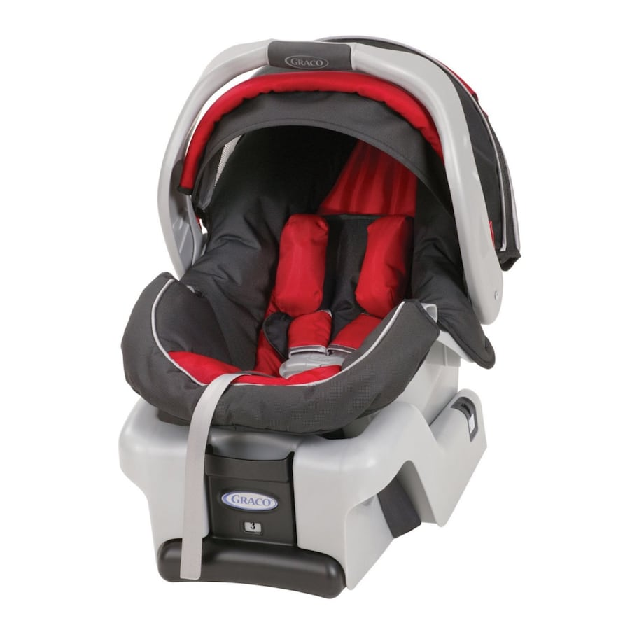 Infant Graco convertible car seat
